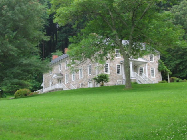 Rock Run Mansion, the Archer Mansion in Susquehanna State Park